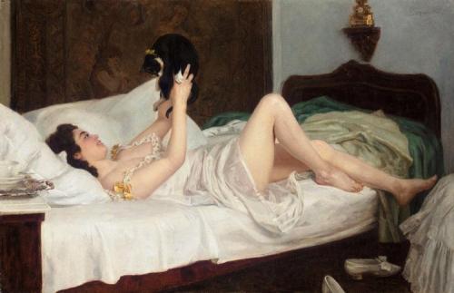 Nikolai-Kornilievich-Bodarevsky-Femme-allongée-avec-un-chat.jpg